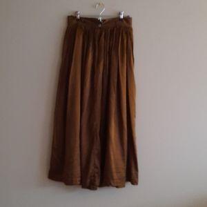 Jones New York 100% Silk  Size 8 Skirt